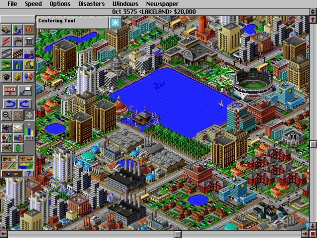 How SimCity 2000 helped a kid cope with personal crisis