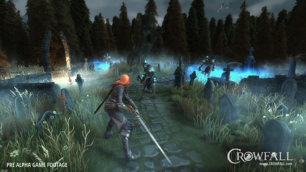 How Crowfall wants to reinvent the MMO