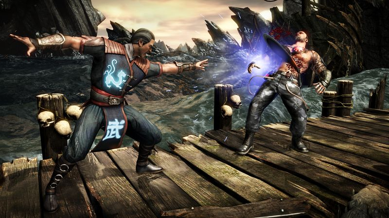Mortal Kombat X is a buffet of gore and laughs