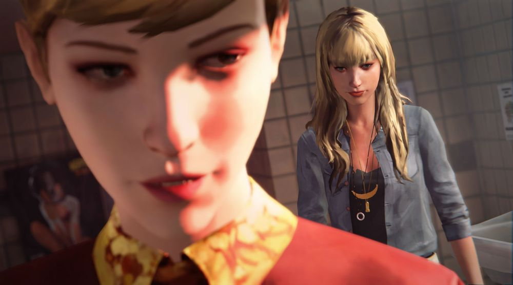 Life is Strange moves the story forward
