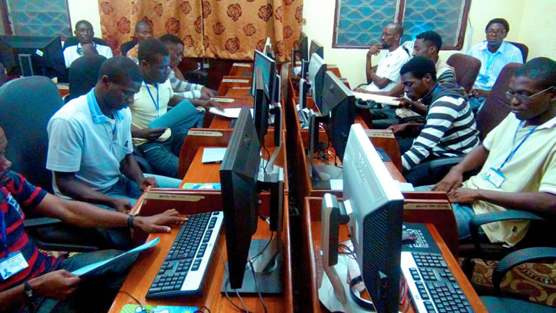 Game development in Cameroon