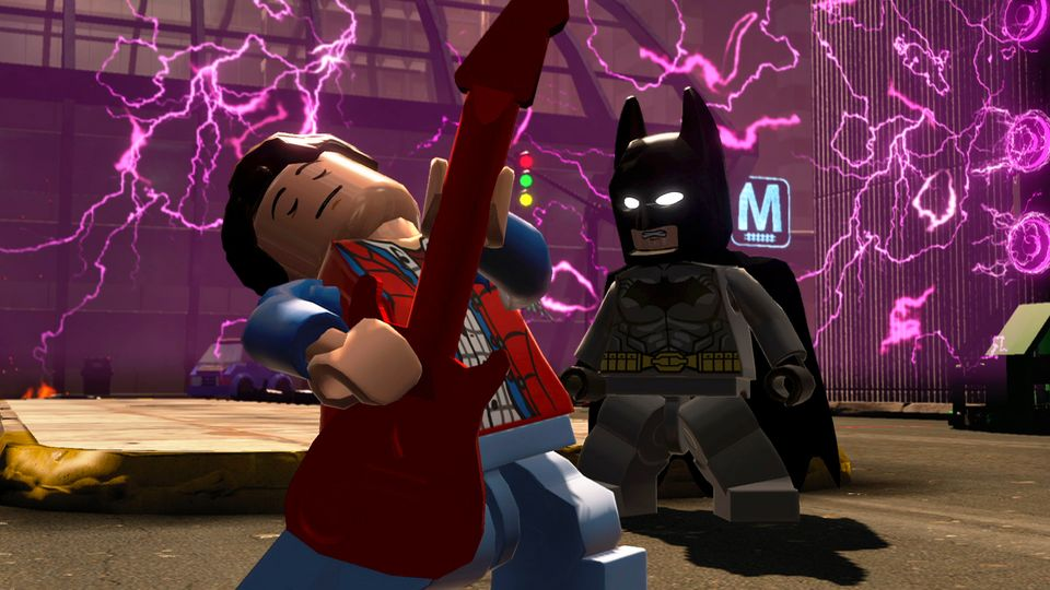Mash-ups lead the charge for Lego Dimensions