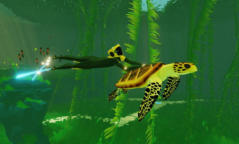 Beautiful Abzu was one of my favorite games at E3