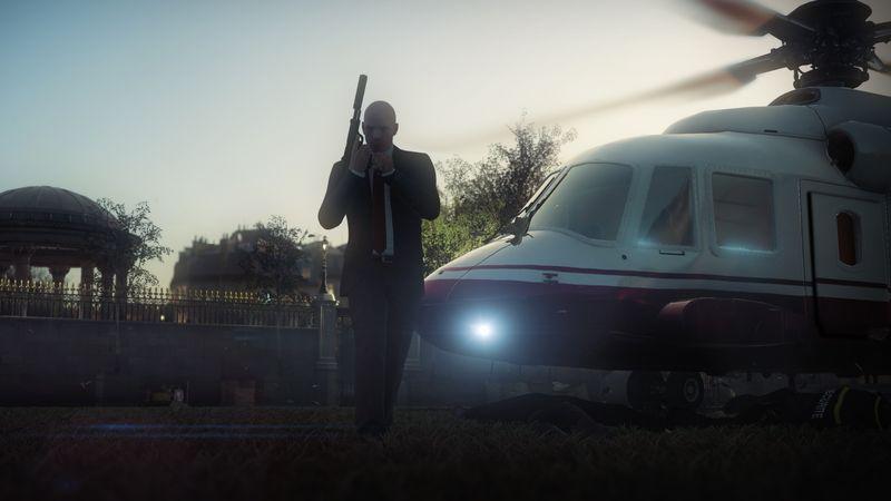 Agent 47 is a sociopath
