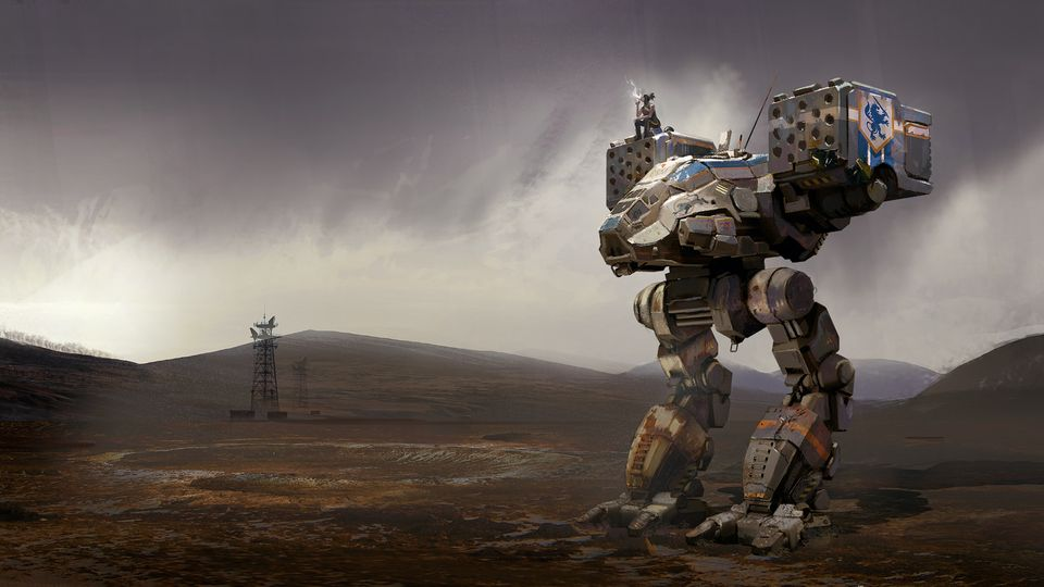 BattleTech returns with giant mechs
