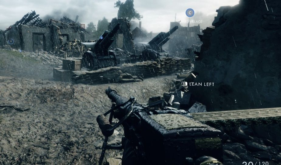 Battlefield 1's closedalpha is seriously impressive