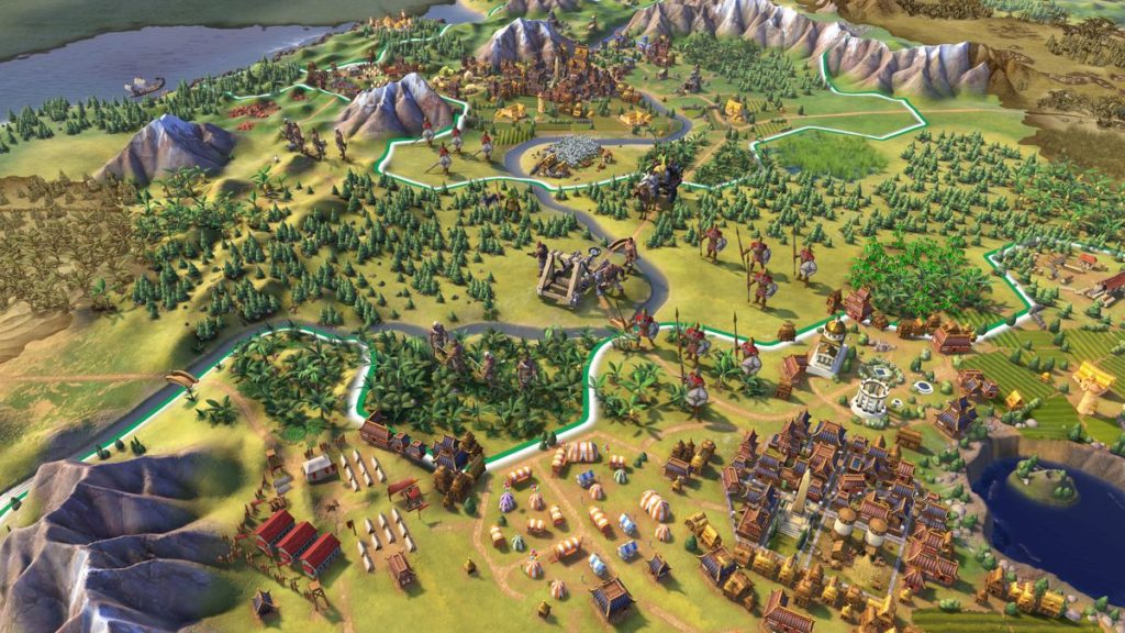 My Civilization 6 review