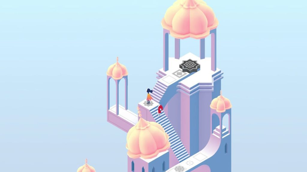 Monument Valley is short and sweet