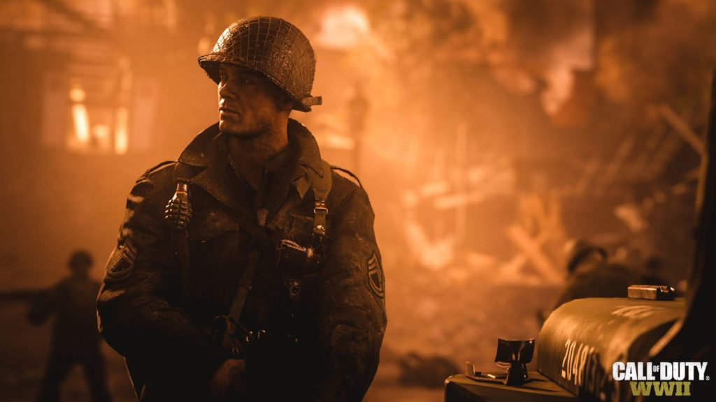 First look at Call of Duty: WWII